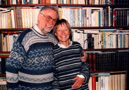 Johannes Erritzoe og Helga Boullet Erritzoe